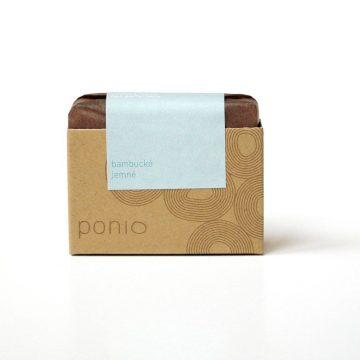 Prírodné mydlo Ponio - Bambucké jemné