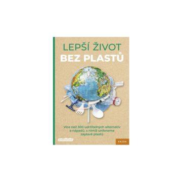 Lepší život bez plastů kniha