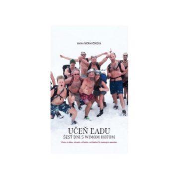Učeň ľadu - Šesť dní s Wimom Hofom kniha