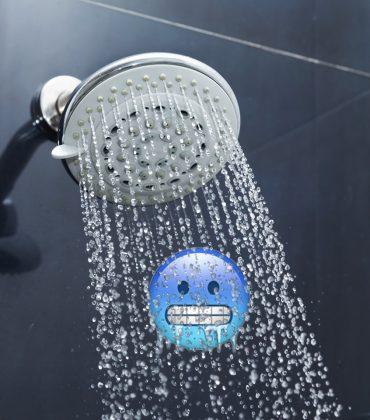 ľadová sprcha otužovanie voda
