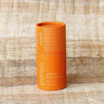 Prírodný deodorant – Pomaranč & eukalyptus