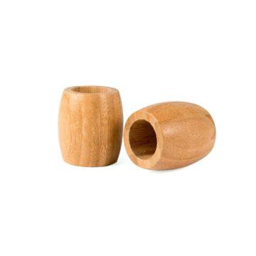 Bambusový stojan na zubnú kefku - Curanatura veľký